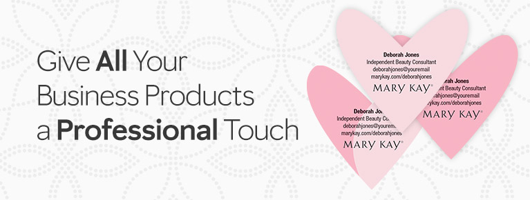 Give all Your Business Products a Professional Touch