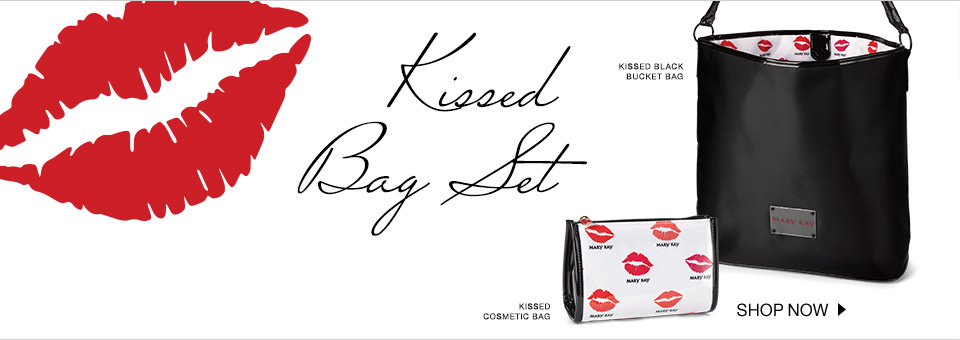 Kissed Bag Set