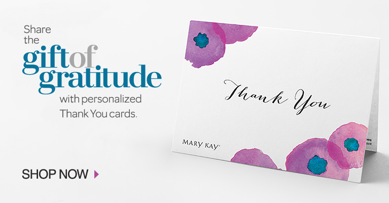 Share the Gift of Gratitude with personalized Thank You cards - Shop Now