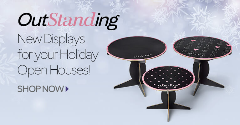 OutSTANDing New Displays for your Holiday Open Houses! - Shop Now