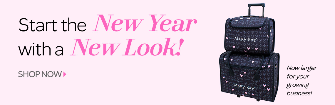 Start the New Year with a New Look! Now larger for your growing business! - Shop Now