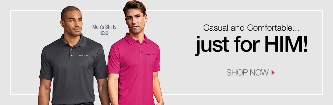 Just for Him! Casuak and Comfortable. Men's shirt $39 - Shop Now