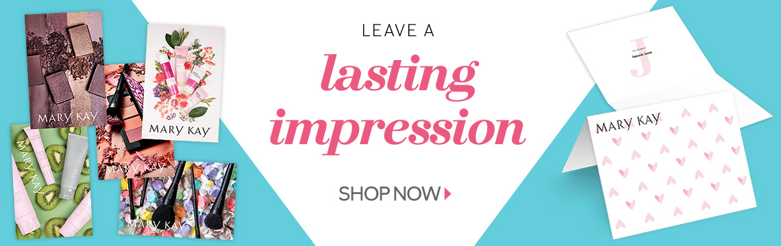 Leave a lasting impression - Shop Now