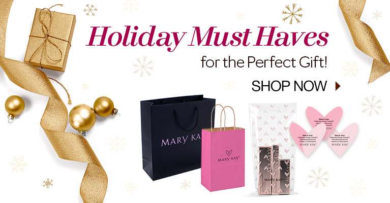 Holiday Must Haves for the Perfect Gift! - Shop Now
