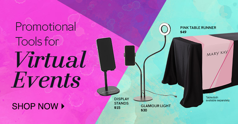 Promotional Tools for Virtual Events - Shop Now