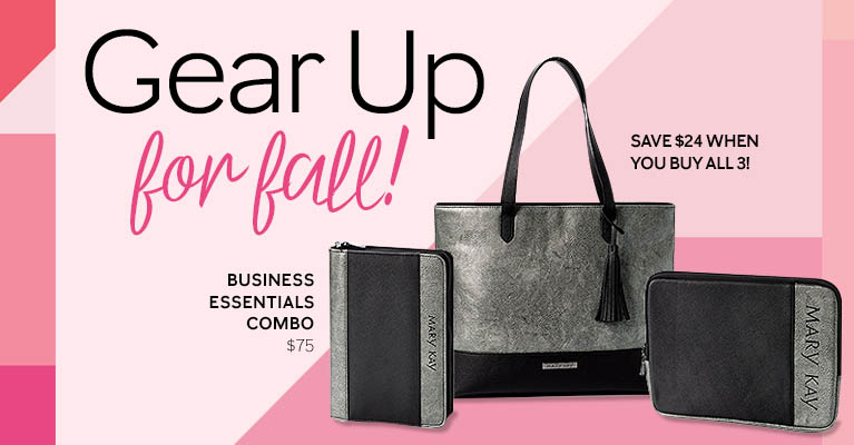 Gear Up for fall! Save $24 when you but all 3! Business essentials combo $75 - Shop Now