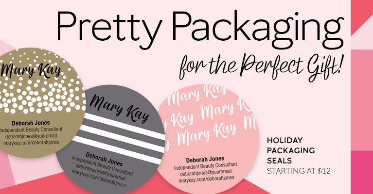 Pretty Packaging for the perfect gift! - Shop Now