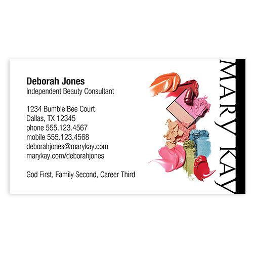 Color Magnet Business Card
