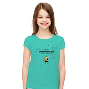 Camiseta juvenil UnBEElievable Kid