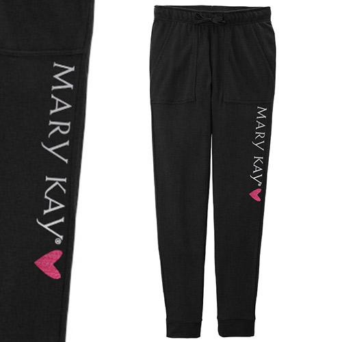 Pantalones deportivos con logotipo de Mary Kay