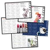 Surtido de calendarios magnéticos