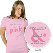 Power of Pink T-Shirt