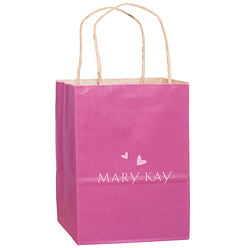 Paper Shopping Bags, Everyday Pink