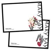 Tarjetas planas con imagen de productos