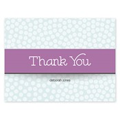 Dottie Blue Folded Notes