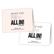 All In Folded Notes - Personalized