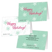 Holiday Folded Gift Tags