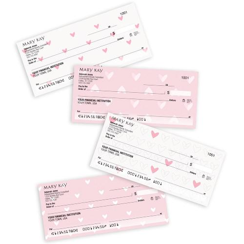 Cheques Heartfelt