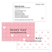 Heartfelt Business Cards