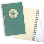 Simple Cross Notebook
