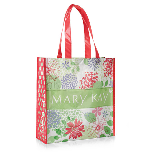 Limited Edition Floral Garden Shopping Bags