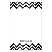 Bold Chevron Large Notepad