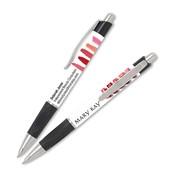 Bolígrafos con imagen de colores labiales, personalizados