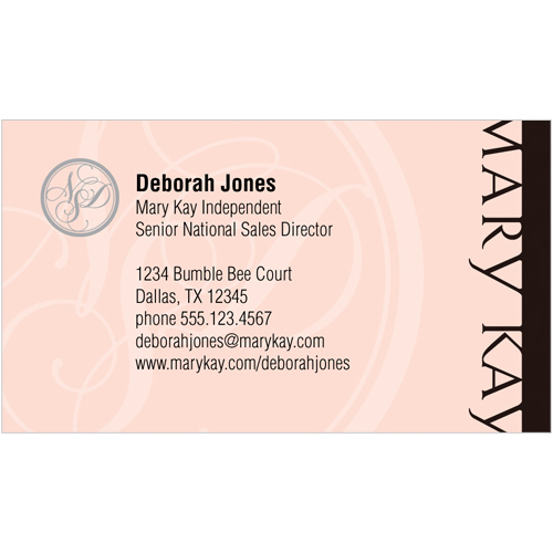 National sales director business cards mary kay connections national sales director business cards colourmoves