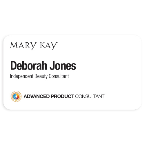 Advanced Product Consultant Name Tag