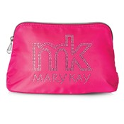 Pink Sparkle Cosmetic Bag