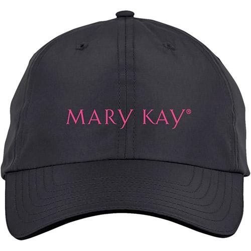 Gorra deportiva con logotipo de Mary Kay