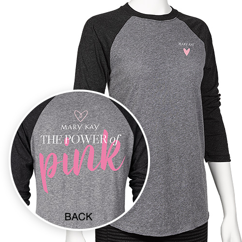 Power of Pink 3/4 Sleeve Shirt