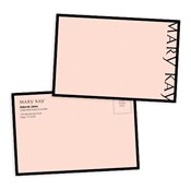Pink Personalized Postcards