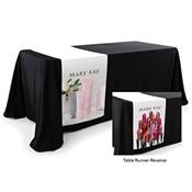 Tapete y manteles para mesa con imagen de productos