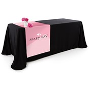 Pink Table Runner and Table Cloths