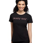 Camiseta con logotipo de Mary Kay