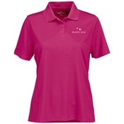 Women's Pink Polo