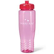 Botella deportiva con logotipo de Mary Kay
